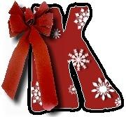 Christmas blanket K