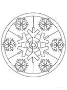buena navidad mandalas (10)