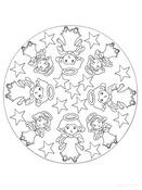 buena navidad mandalas (17)