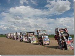 126  Rte 66 Cadillac Ranch Amarillo TX