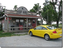 77 Rte 66 Top Hat Dairy Bar Foyil OK