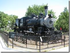 1202 Engine 1242 Cheyenne WY