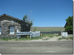 1401 Fossil Cabin between Rock River & Medicine Bow WY