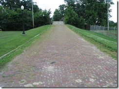 0228 Mount Vernon IA Original Brick Lincoln Highway