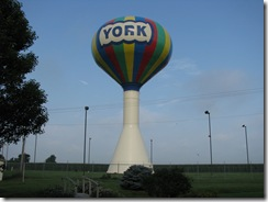 0514 Water Tower York NE