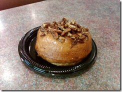 0623a Pecan Sticky Bun at Arby's York NE