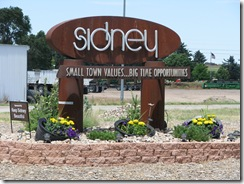 1053 Welcome to Sidney NE
