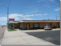 1060 El Palomino Motel Sidney NE