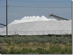 1930 Salt Refinery Plant from I 80 west of Grantsville UT