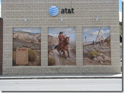 2241 Pony Express Mural Ely NV
