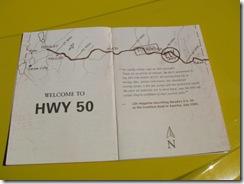 2377 Highway 50 Survival Guide & Passport