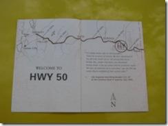 2288 Highway 50 Survival Guide & Passport