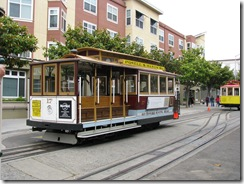 3480 Cable Car San Francisco CA