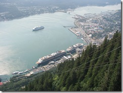 4558 View from Mount Roberts Tramway Juneau AK