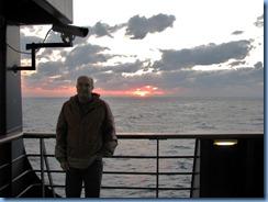 7480 Sunset from Promenade Deck Celebrity Mercury