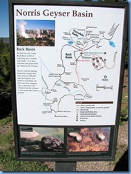 9113 Norris Geyser Basin YNP WY
