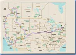 Summer 2010 Map