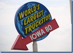 8385 Iowa 80 Truck Stop