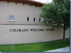 8415 Colorado Welcome Center