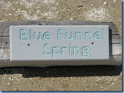 9019 Blue Funnel Spring West Thumb Geyser Basin YNP WY
