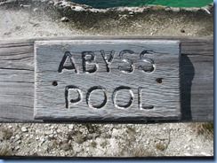 9056 Abyss Pool West Thumb Geyser Basin YNP WY