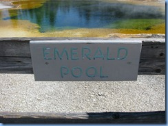 9074 Emerald Pool Black Sand Basin YNP WY