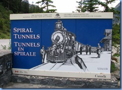 0399 Sprial Tunnels Kicking Horse Pass YNP BC