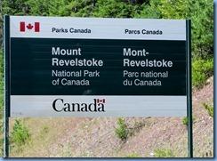 0568 Mount Revelstoke National Park BC