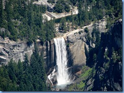 2223 Vernal Falls at Washburn Point YNP CA