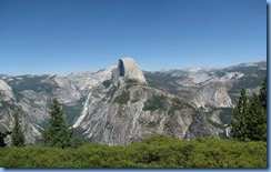 2265 Half Dome at Glacier Point YNP CA Stitch