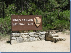 2307 Kings Canyon National Park CA
