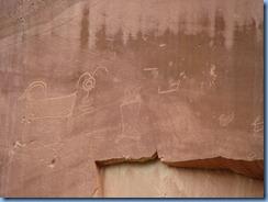 4671 Petroglyphs Capitol Reefs National Park UT