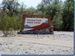2723 Furnace Creek Visitor Center Death Valley National Park CA