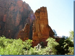 3580 Pulpit & Altar at Temple of Sinawava Zion National Park UT