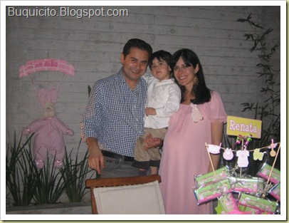 giselle baby shower