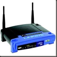 Roteador Wireless Linksys