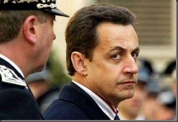 Presidente da França, N. Sarkozy