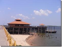 Terminal Turístico na Orla