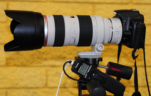 Canon 40D + Grip | Sigma 10-20