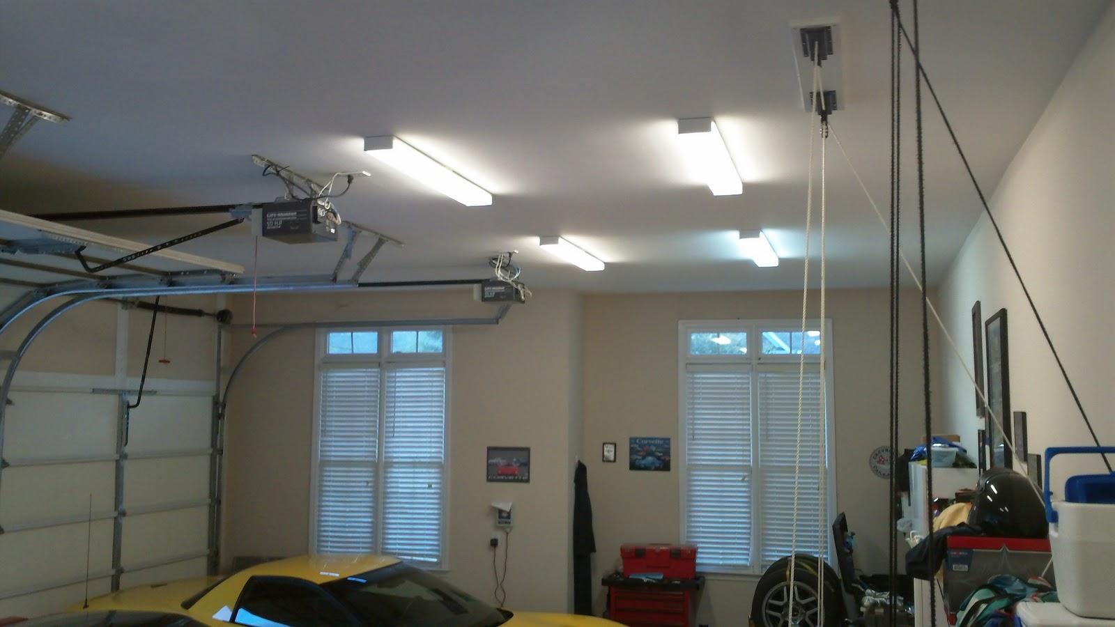 home garage tech
