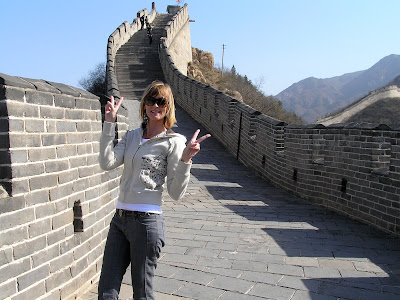 Shelley Seale, Great Wall of China