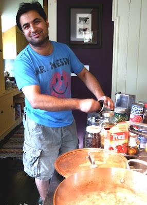 chef Suvir Saran