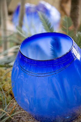 Dale Chihuly. Basket Forest (detail), 2006. Photo by Teresa Nouri Rishel.