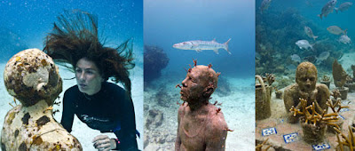 Jason deCaires Taylor, Museum of Underwater Art