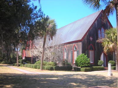 Church of the Cross 1857, Bluffton