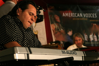 Jazz Pianist Mike Del Ferro and Trio in Concert at the Kabul Foundation for Culture and Civil Society