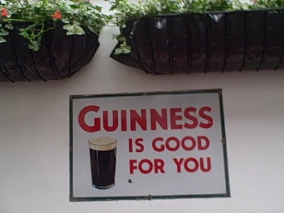 Guiness is good for you, Belfast