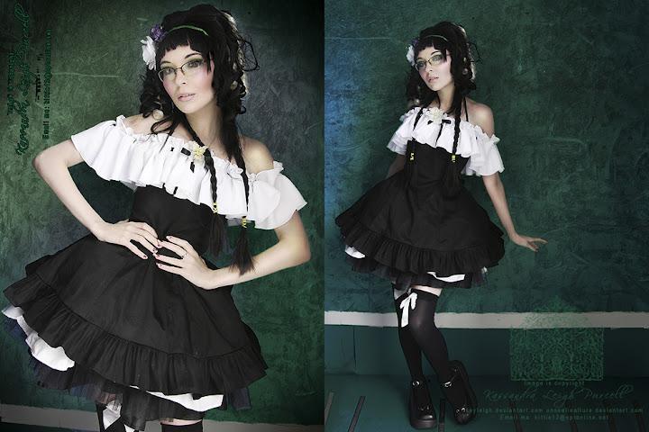 Gothic Lolita Gothic Lolita Cosplay