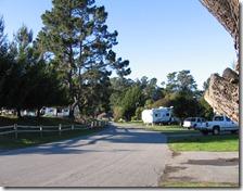 Koa Santa Cruz best campsite