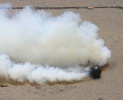 Bomba-lacrimogena